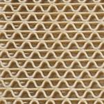Color beige para tapetes
