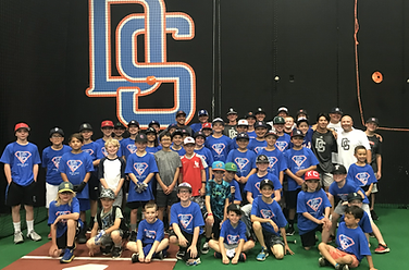 2020 NWDS BASEBALL SUMMER CAMP