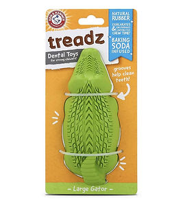 Gator Chew Toy for Dogs