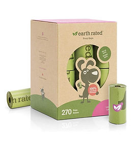 Scented Earth Rated Dog Poop Bags