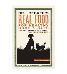 Dr. Becker's Real Food for Healthy Dogs & Cats