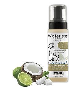 Wahl Pet Friendly Waterless No Rinse Shampoo