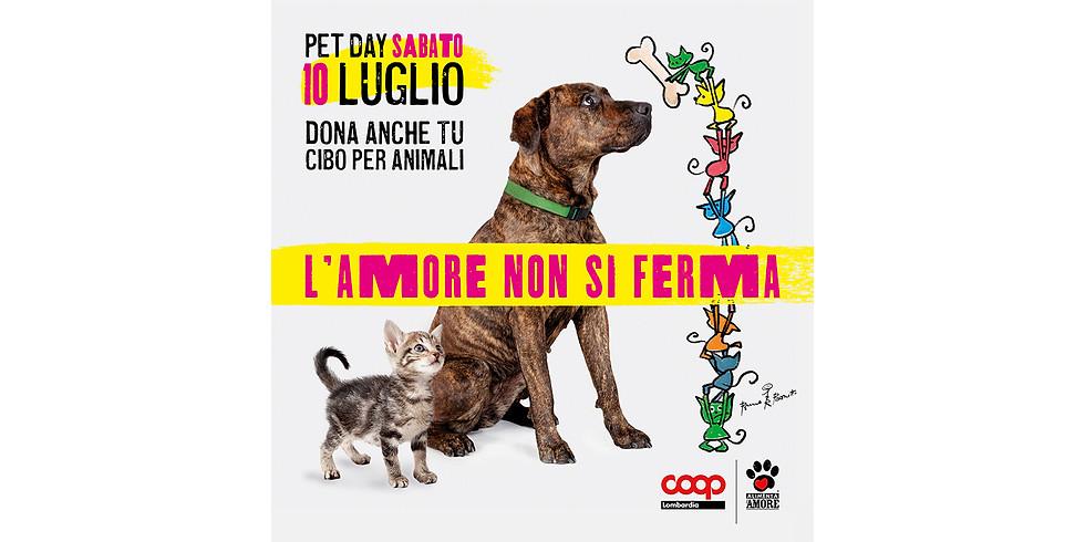 Pet Day Coop - Raccolta alimentare