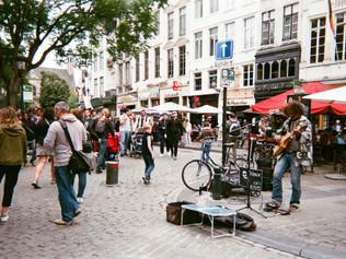 La musique à Bruxelles, c'est formidable