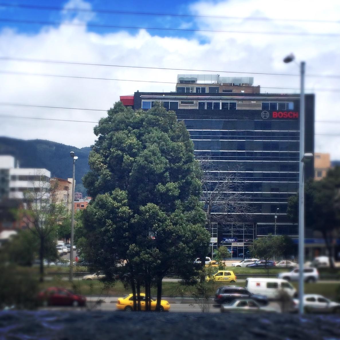 Oficinas G tech Colombia