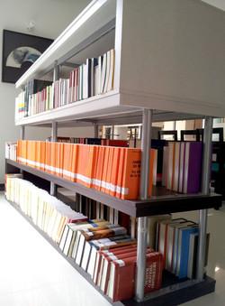 Biblioteca Teologia U. Santo Tomas