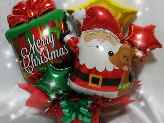 クリスマスバルーン20%オフ