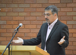 واعظ میهمان: کشیش رضا ستوده، یکشنبه ۲۹ ژانویه ۲۰۱۷