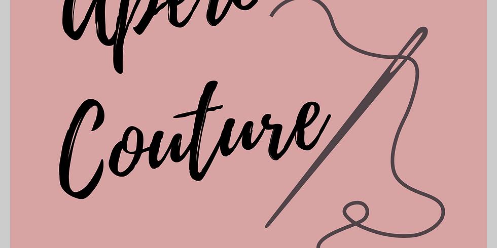 Apéro couture - 6/03