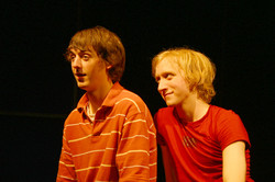 DARK PLAY OR STORIES FOR BOYS, 2007