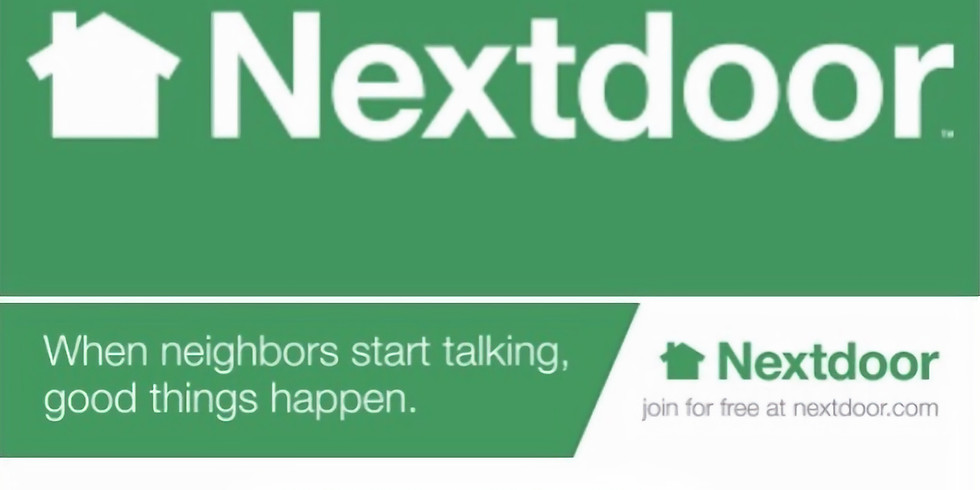 Bowen Center:  How to Get the Most Out of Nextdoor.com