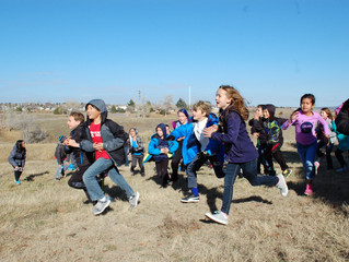 Acres Green Explores Acres of Blue at Chatfield!