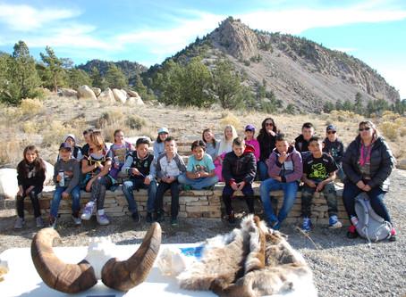Lake County Intermediate Field Trip Makes a Splash at AHRA