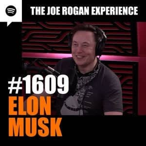 Joe Rogan Experience #1609 Elon Musk