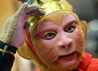 Chinese New Year 2016-Monkey of Mischief