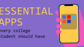 Essential Apps Every College Student Should Have in 2021