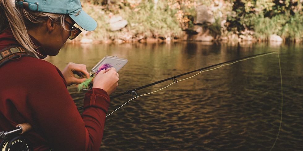 Women's Fly Fishing Retreat