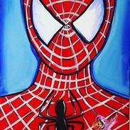Kids Spiderman Paint Class_September 15t