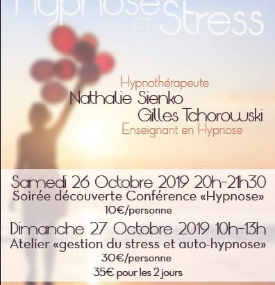 Week-end Stress et Hypnose