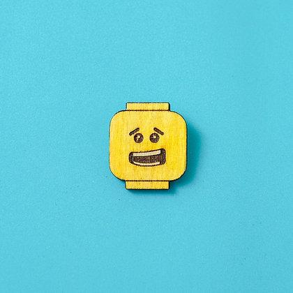 LEGO ГОЛОВА УЛЫБКА