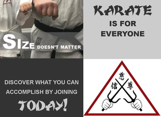 Karate is for Everyone