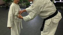 Our New Advanced White Belts