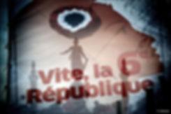 VIe République Une autre politique un autre futur