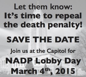 Join us at Lobby Day