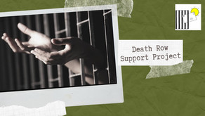 Guest Blog: The Death Row Support Project