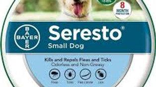 Seresto chien < 8kg