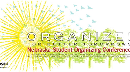 Nebraska Student Organizing Conference 2009