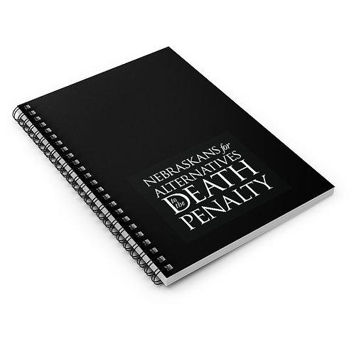 NADP logo - Spiral Notebook