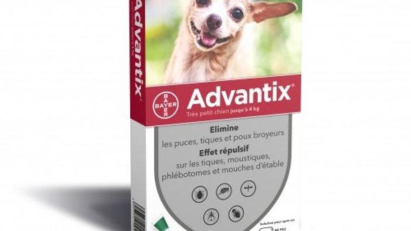advantix 1.5-4Kg 4pipettes