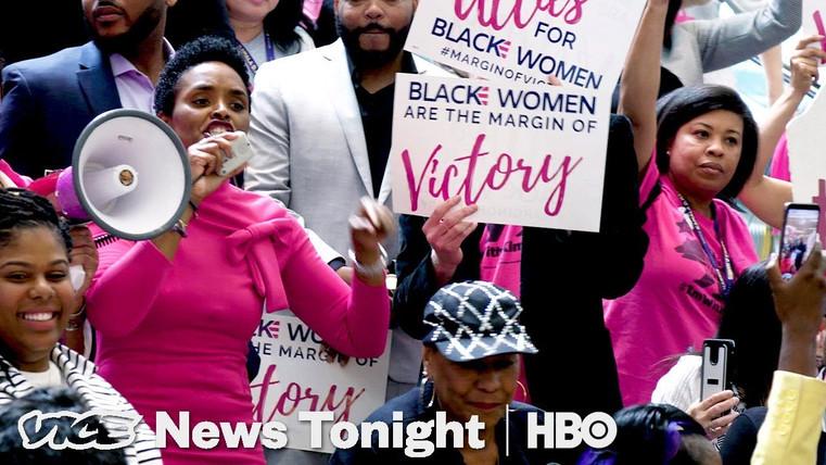 Vice News Tonight: Kimberly Ellis
