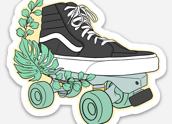Bowl Sk8 (Sticker)