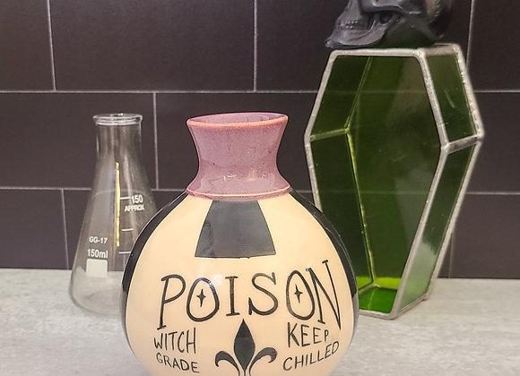 Noire  (Apothecary Vase)