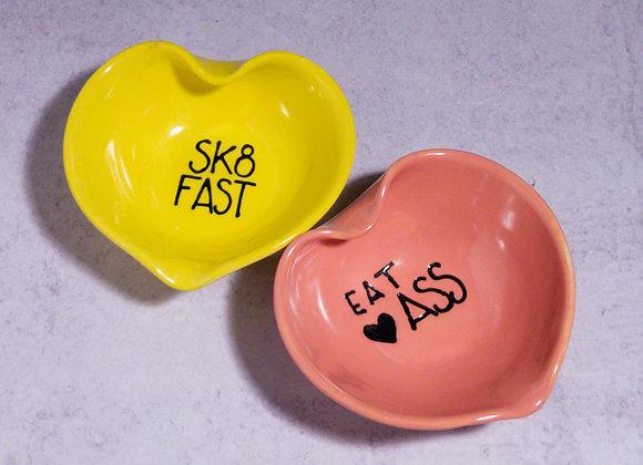 <3 Sk8 (Conversation Hearts)
