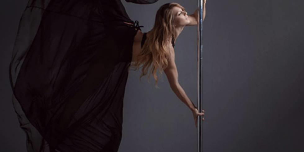 Savinas Secret Presents Charlotte Robertson's Pole Flow Workshop