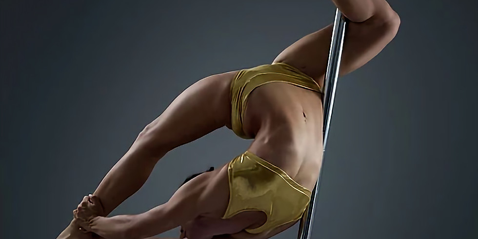 Charlotte Robertson Stretch & Balance workshop