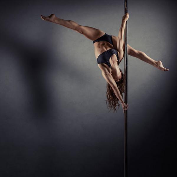 Charlotte Robertson Acro-Pole Workshop