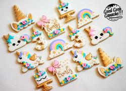 Unicorn Cookies 1 Wm