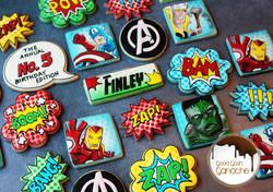 Avengers Cookies 1 WM