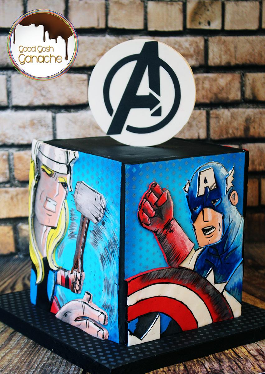 Avengers 1 WM