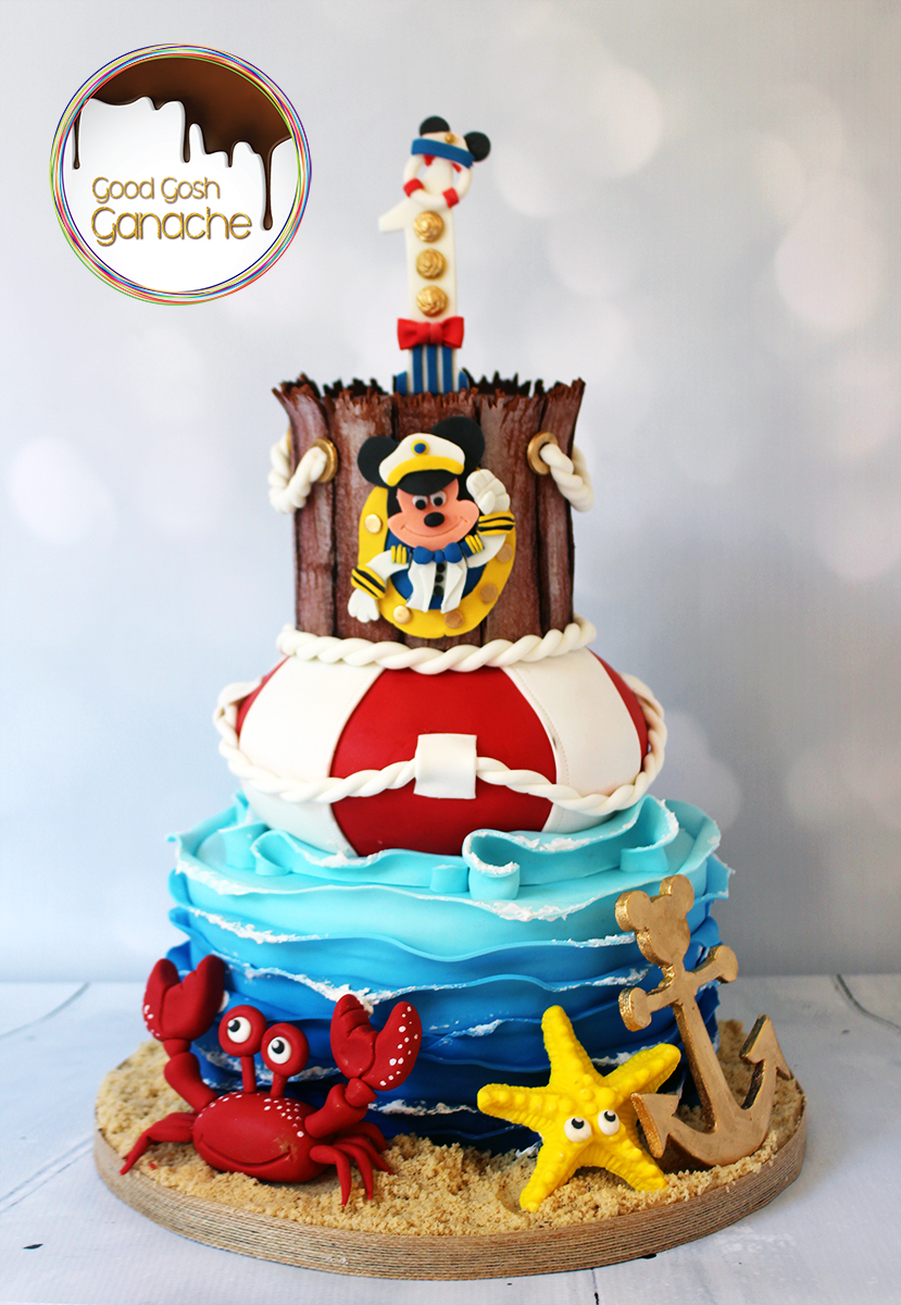Nautical Mickey 1 WM