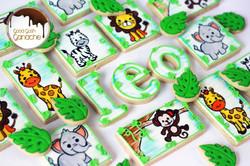 Zoo Animals 1 WM