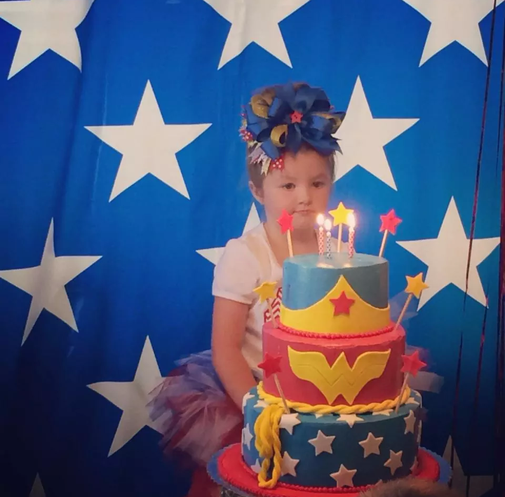 Cali Grace - Wonder Woman