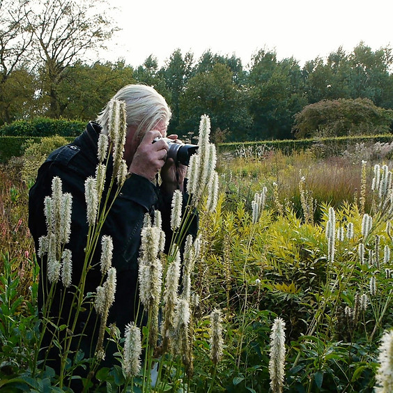 ($25) SCREENING and Q&A ONLY: FIVE SEASONS The Gardens of Piet Oudolf