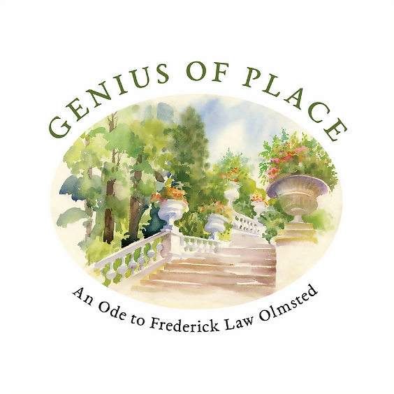 Genius of Place: An Ode to Frederick Law Olmsted