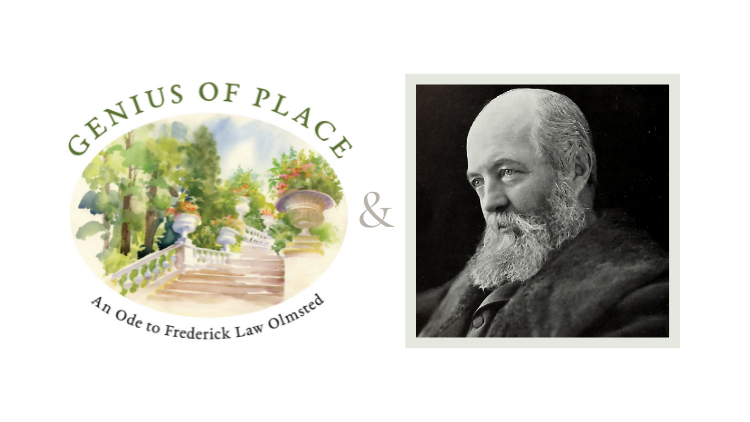 BUNDLE Both Events - Genius of Place Flower Show and Olmsted Forum