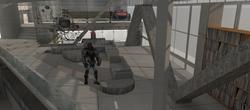 THE FLASH Cyborg's Apt.